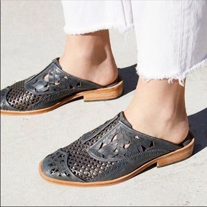 New Free People Paramount Slip On Loafer